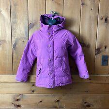 Burton Dryride Womens Ski/Snowboard Coat/Jacket Size Medium Purple