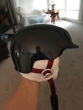 RED Mutiny Snowboard/Ski Helmet Black Pearl size XS