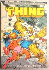 The Thing Project Pegasus Saga (Marvel, 1988) 1st Printing (New, 9.4 or better)