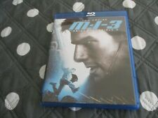 "BLU-RAY ""MISSION IMPOSSIBLE 3"" Tom CRUISE"