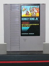 RAR Nintendo NES Donkey Kong Jr. European Version, nur Modul, sehr gut