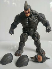 Hasbro Marvel Legends Rhino build-a-figure BAF loose mint complete figure