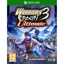 Warriors Orochi 3 Ultimate Xbox ONE Neuf sous Blister & Scellé