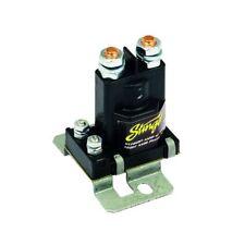 Stinger Sgp38 80 Amp Battery Isolator And Relay W/ Universal 12V Application