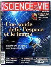 SCIENCE ET VIE  n°1072 du 1/2007; Une sonde défie l'espace et le temps