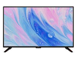 "SMART TECH TV 40"" LED FULL HD DVB SMT40Z30FC1L1B1 |vetro rotto x pezzi ricambio|"