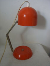 Mid Century 70s Hinged Desk Lamp Bedside Lamp #<