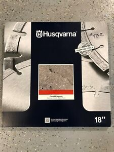 Husqvarna 542751672 - 18in x 1in x .125 FLX 230 Combo Diamond Blade
