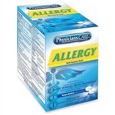 New ! 50pk PhysiciansCARE Allergy Antihistamine Medication - ACM90091