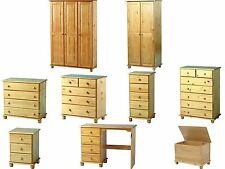 Solid Wood Dressing Table Traditional Bedroom Furniture Sets