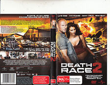 Death Race 2-Luke Goss-2010-Movie-DVD
