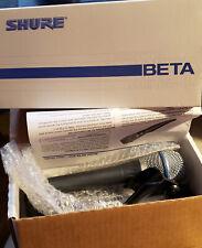 Brand New In Box Shure Beta87C Cardioid Condenser Microphone
