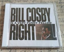 Bill Cosby Is A Very Funny Fellow...Right! CD Brand New SEALED