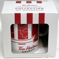 Tim Hortons Travellers Collection 2016 Calgary Series 1 Coffee Mug NIB