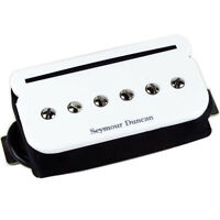 Seymour Duncan SHPR-1b P-Rails Guitar Bridge Pickup P-90 Single Coil Hum White