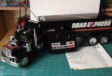 Vintage 90's American Truck Road Express 1:25 R/c Nikko Nuevo En Caja