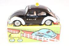 "Tekno Denmark 819 Volkswagen Kafer Beetle ""Polis"" very very near mint in box"