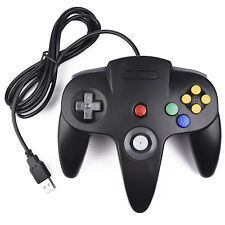 Nintendo N64 / SNES / NES USB Gaming Controller Pad Joystick For Windows PC MAC