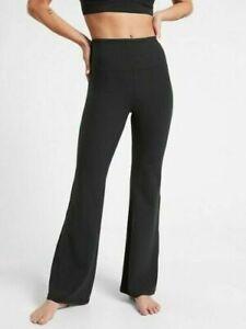ATHLETA Elation Flare Pant 2X Plus Black YOGA #981683 FALL 2021
