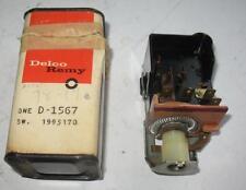 NOS 1968 PONTIAC LEMANS TEMPEST HEADLAMP SWITCH 1995170  NEW GM DELCO REMY