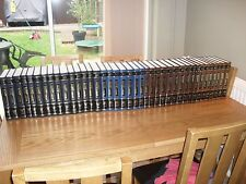 The Complete Biblical Library Old & New Testaments 39 Volumes Hard Back