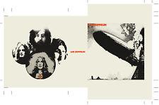 LED ZEPPELIN 1st + 3rd ALBUM EMPTY BOX FOR JAPAN MINI LP CD   G02