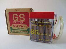 NOS GS 6N4-2A-3 6 Volt Battery Kawasaki G3SS G3TR