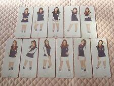 Lot of 11 I.O.I IOI 1st Mini Album Dream Girls Photocard Full Set Produce 101
