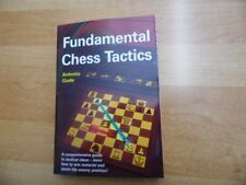 Fundamental Chess Tactics by Antonio Gude Gambit Verlag November 2017