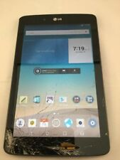 AT&T LG-V410 G pad 7.0 LTE Tablet 16GB *Cracked Glass*