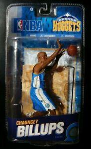 McFarlane NBA CHAUNCEY BILLUPS action figure (Series 18 new in box