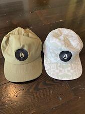 Pair of Nixon Watches Hats Strapback