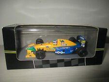 BENETTON FORD B191 M.SCHUMACHER -123- F1'91 ONYX SCALA 1:43