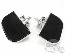Chrome Mini Floorboards Footrests Footpegs Pegs Harley Softail Dyna Sportster XL
