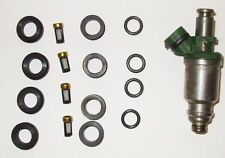 Toyota Tercel 1.5L Fuel Injector Repair Service Kit Seals Filters O-rings