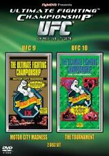 UFC Ultimate Fighting Championship 9 and 10 [DVD-R]