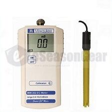 Milwaukee Mw302 Ec Conductivity Portable Meter/Tester/Sm302, 0.0 –10.0 mS/cm Atc