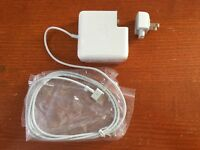 """Genuine Apple 60W Magsafe 2 Charger for 2013-2017 13"""" Macbook Pro Retina"""