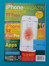 iPhone Magazin 3/2016 April,Mai,Juni 132 Seiten   ungelesen 1A absolut TOP