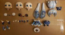 Nendoroid #207 Vocaloid Snow Miku 2012 Fluffy Coat ver. Parts
