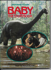 Baby: Secret of the Lost Legend, Storybook Walt Disney Pictures' Rare Dinosaurs