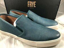 Frye Brett Perf Slip On Loafers 80498 Blue Men Size 11 M