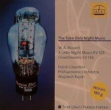 MOZART - TACET - L136 - LITTLE NIGHT MUSIC - RAJSKI - POLISH CHAMBER ORCHESTRA