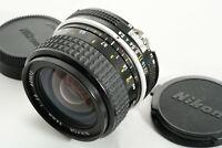 =Excellent+= Nikon NIKKOR 24mm f/2.8 Ai Wide Angle MF Prime lens Lens *263
