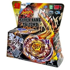 Beat Lynx TH170WD Metal Fury Beyblade STARTER SET BB109 w/ Launcher - USA SELLER