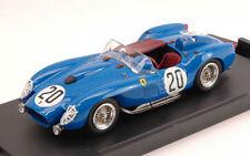 Ferrari 250 TR 58 #20 Accident Le Mans 1958 F. Picard / J. Juhan 1:43 Model BANG