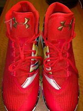 Under Armour Curry 3 Chinese New Yr Size 10