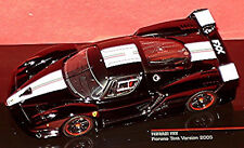 Ferrari FXX FIORANO TEST VERSIÓN 2005 negro negro 1:43 IXO fer072