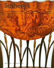 Sotheby's // French Furniture Antiques Auction Catalog 2007