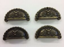 4x Dragon Drawer Handles,Cupboard Pull,China Dragon Knob,Japanese Drawer Pulls